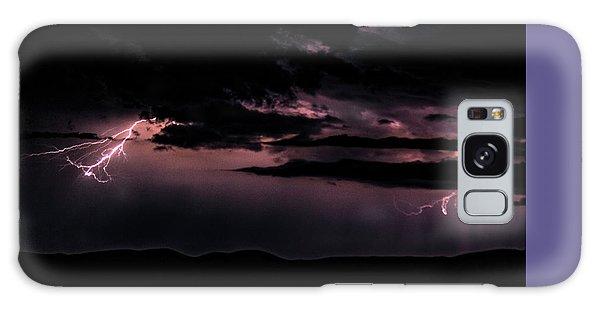 Lightning Galaxy Case