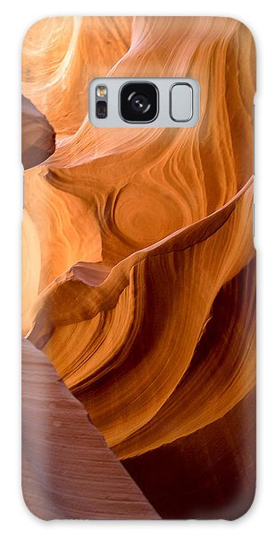 Lower Antelope Canyon Navajo Tribal Park #4 Galaxy Case
