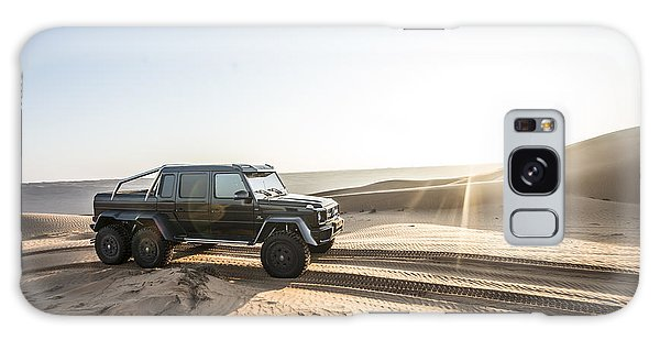 Mercedes G63 6x6 In Oman Desert Galaxy Case