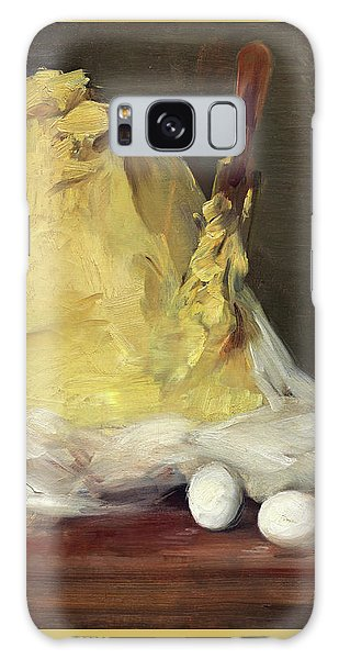 Mound Of Butter Galaxy Case