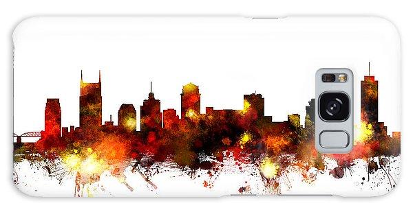 Nashville Tennessee Skyline Galaxy Case