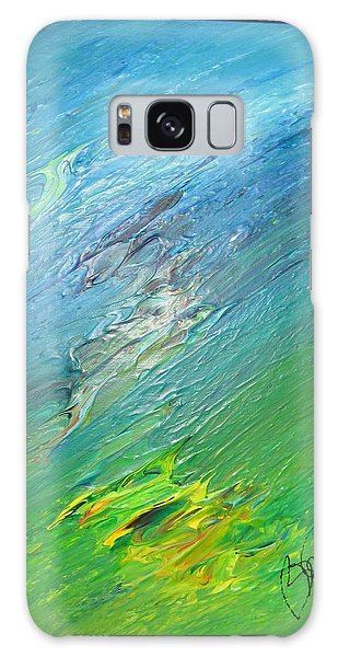 Original Abstract Masterpiece Galaxy Case