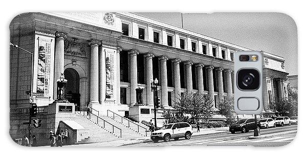 Smithsonian Museum Galaxy Case - Postal Square Building Washington Dc Usa by Joe Fox
