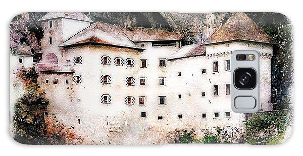 Predjama Castle, Predjama Slovenia Galaxy Case