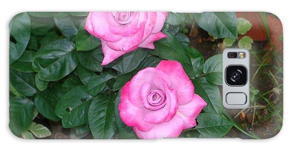 Paradise Rose Galaxy Case