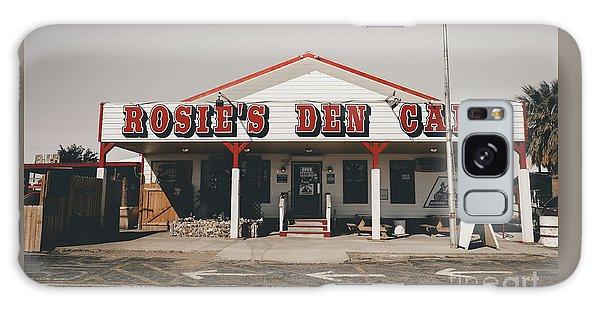 Rosies Den Cafe   Galaxy Case