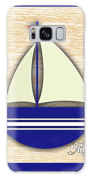 Sailing Collection Galaxy Case