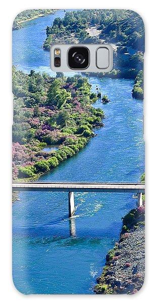 Shasta Dam Spillway Galaxy Case
