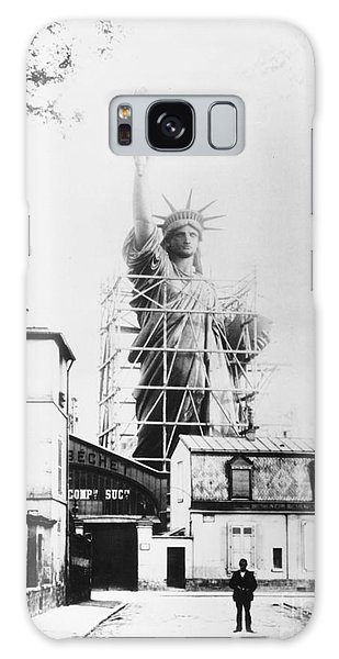Statue Of Liberty, Paris Galaxy Case