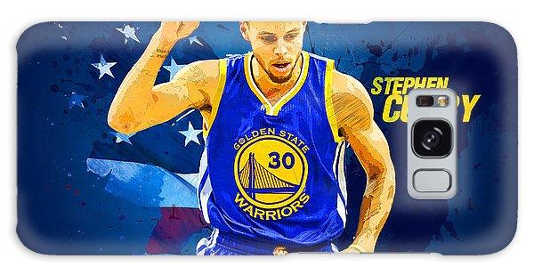 Stephen Curry Galaxy Case