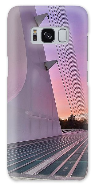Sundial Bridge Galaxy Case