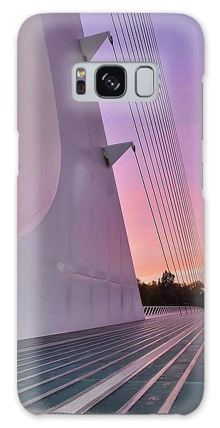Sundial Bridge Galaxy Case