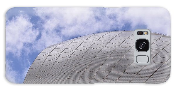 Sydney Opera House Roof Detail Galaxy Case