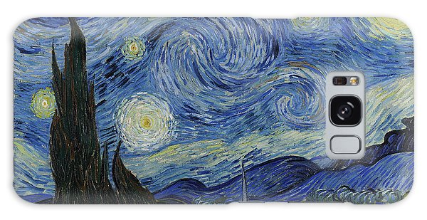 The Sky Galaxy Case - The Starry Night by Vincent Van Gogh