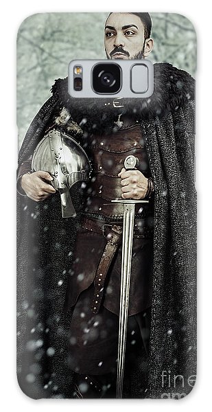 Cosplay Galaxy Case - Viking Warrior With Sword by Amanda Elwell