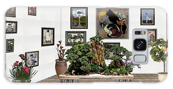 Virtual Exhibition -  Bonsai 16 Galaxy Case by Pemaro