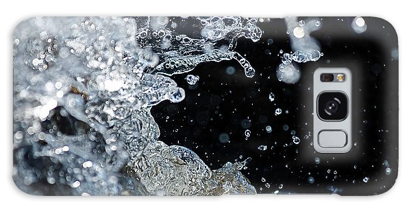 Water Drops Galaxy Case
