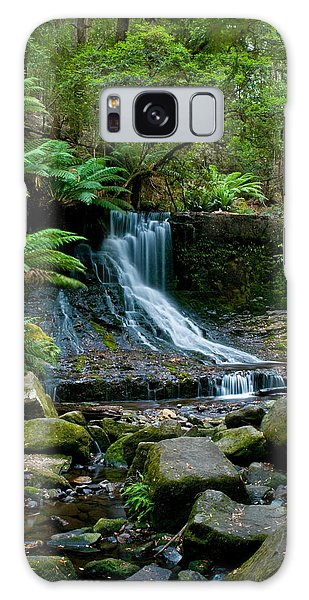 Waterfall In Deep Forest Galaxy Case