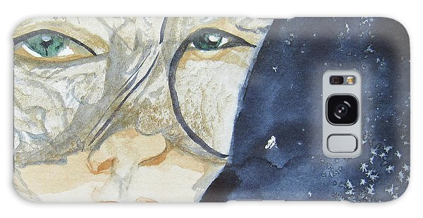 #3 Witchy Woman Galaxy Case
