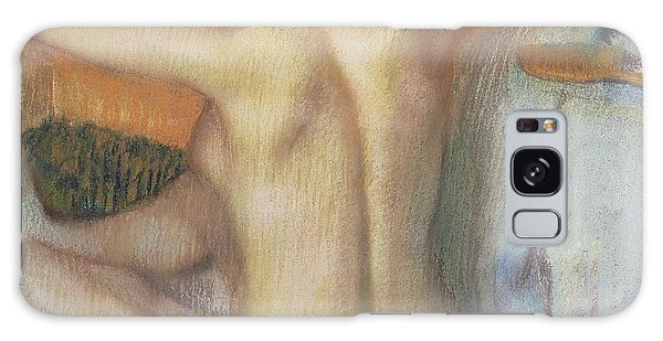 Figures Galaxy Case - Woman Combing Her Hair by Edgar Degas