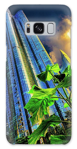 Zenith Towers Galaxy Case