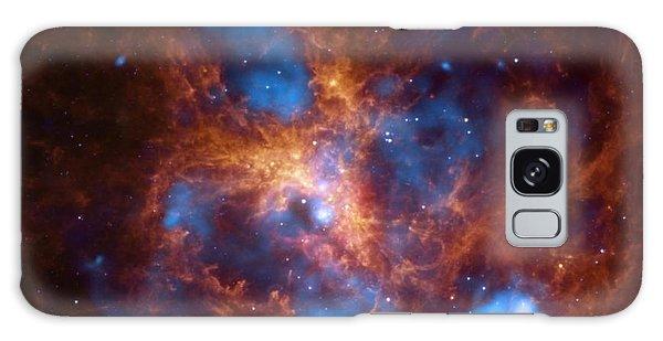 30 Doradus And The Growing Tarantula Within Galaxy Case