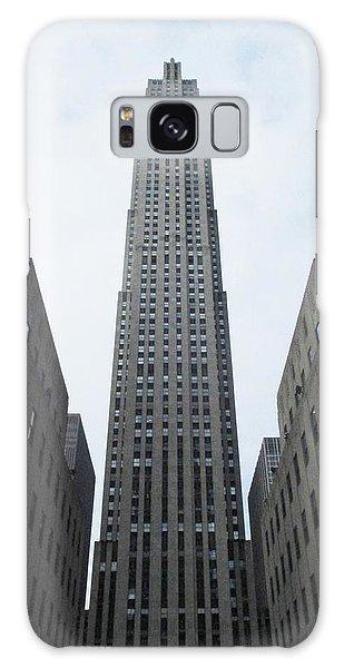 30 Rockefeller Center Galaxy Case