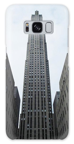 30 Rockefeller Center Galaxy Case