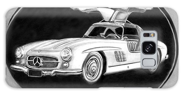 300 Sl Gullwing Galaxy Case