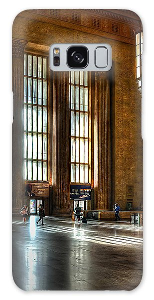30th Street Station Galaxy Case