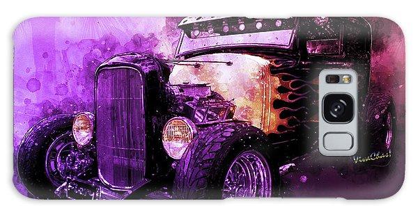 31 Ford Model A Fiery Hot Rod Classic Galaxy Case