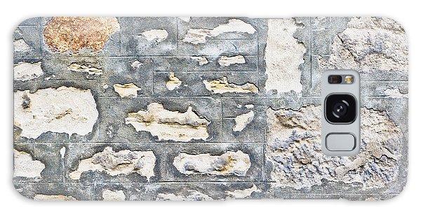 Stone Wall Galaxy Case - Stone Wall by Tom Gowanlock