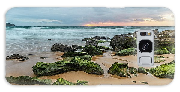 Dawn Seascape Galaxy Case