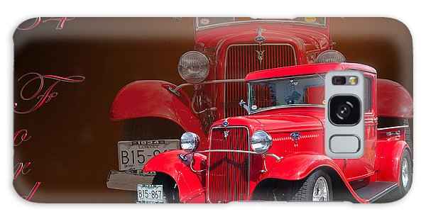 34 Ford Pick Up Galaxy Case by Jim  Hatch