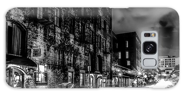Savannah Georgia Waterfront And Street Scenes  Galaxy Case