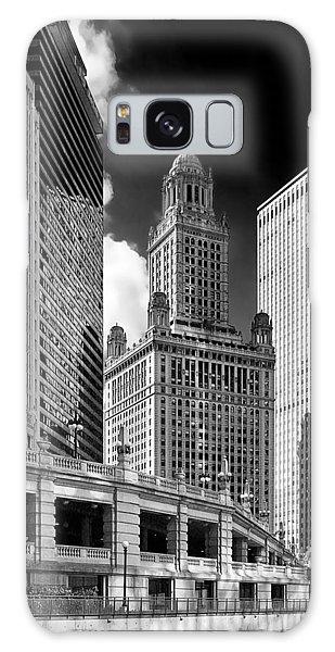 35 East Wacker Chicago - Jewelers Building Galaxy Case