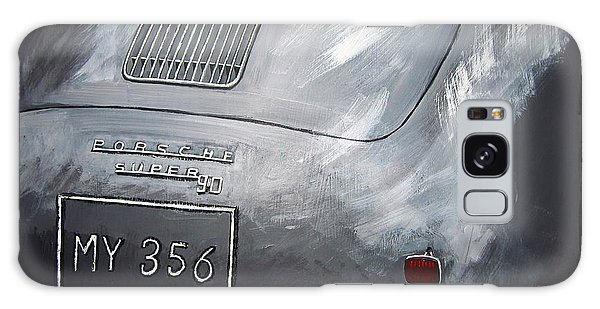 356 Porsche Rear Galaxy Case
