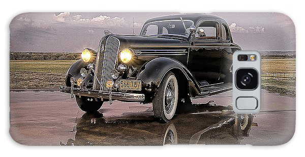36 Plymouth Reflections Galaxy Case