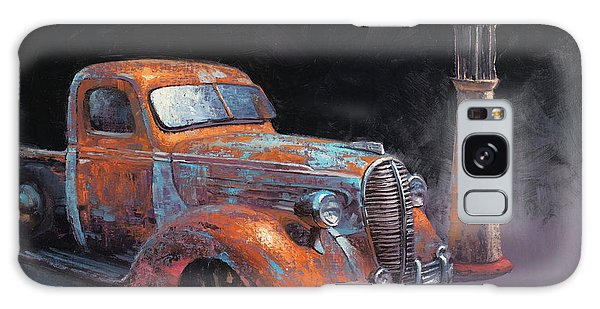Truck Galaxy Case - 38 Fat Fender Ford by Cody DeLong