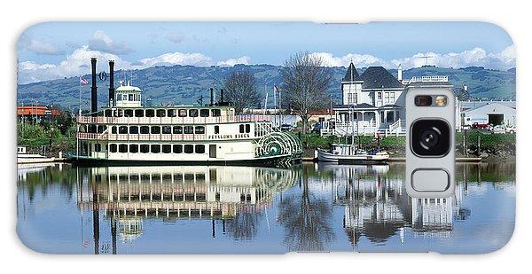 3b6380 Petaluma Queen Riverboat Galaxy Case