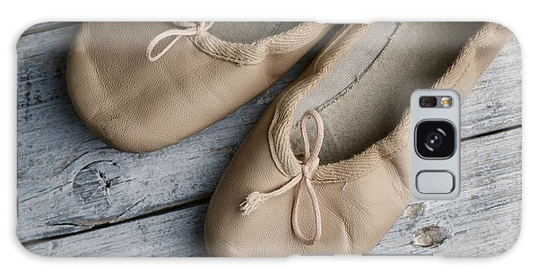 Ballet Shoes Galaxy Case