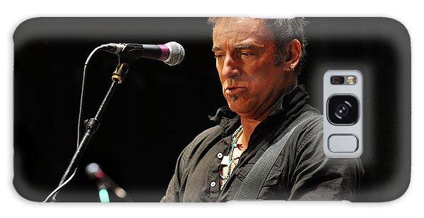 Musicians Galaxy Case - Bruce Springsteen by Jeff Ross