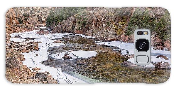 Cache La Poudre River  Galaxy Case