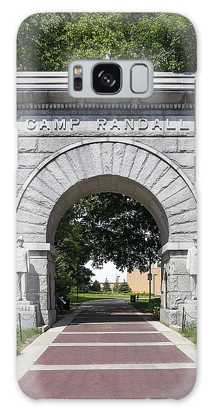 Camp Randall Memorial Arch - Madison Galaxy Case