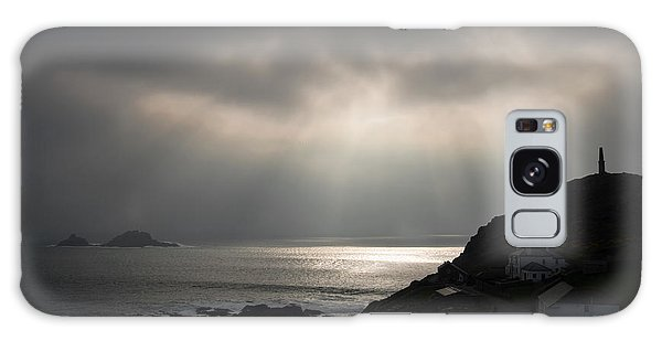 Cape Cornwall Galaxy Case