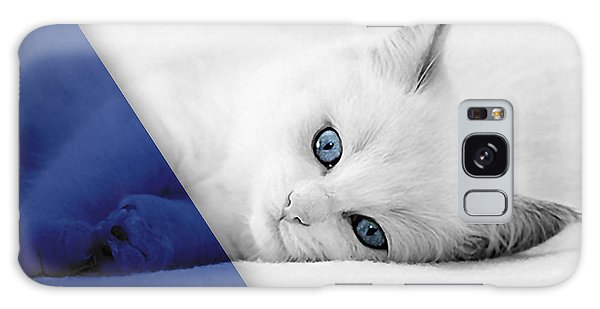 Cat Collection Galaxy Case by Marvin Blaine