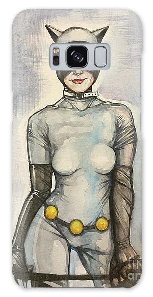 Catwoman  Galaxy Case