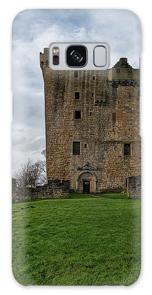 Galaxy Case featuring the photograph Clackmannan Tower by Jeremy Lavender Photography
