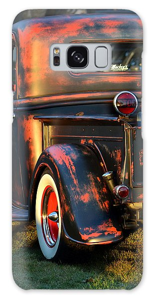 Classic Ford Pickup Galaxy Case by Dean Ferreira