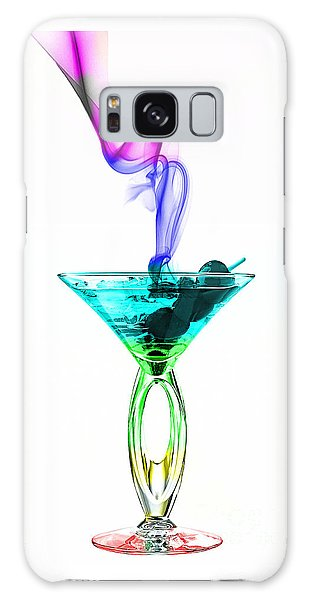 Cocktails Collection Galaxy Case